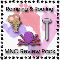 Free Romping & Roaring MNO Review Pack