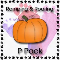 Romping & Roaring P Pack