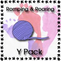 Free Romping & Roaring Y Pack