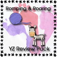 Free Romping & Roaring YZ Review Pack