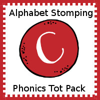 Alphabet Stomping Phonics C Pack - Tot-Preschool