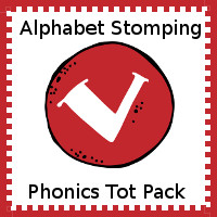 Alphabet Stomping Phonics V Pack - Tot-Preschool