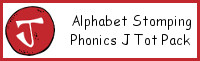 Alphabet Stomping Phonics J Pack - Tot-Preschool