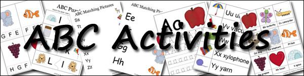 ABC Activities