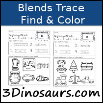 Blend Trace, Find & Color