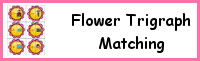 Flower Trigraph Matching