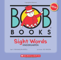 BOB Books Kindergarten Sight Words