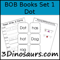 Set 1 Book 3: Dot