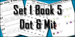 Set 1 Book 5: Dot & Mit