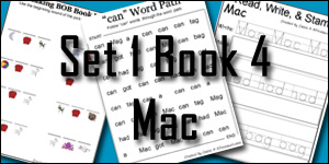 Set 1 Book 4: Mac