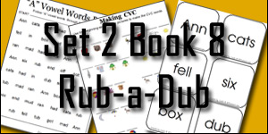 BOB Books Set 2: Book 8