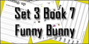 BOB Books Set 3 Book 7: Funny Bunny