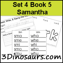 BOB Books Set 4 Book 5: Samantha