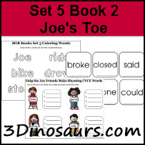 BOB Books Set 5: Book 2