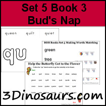 BOB Books Set 5: Book 3