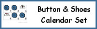 Shoes & Buttons Calendar Set