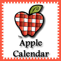 Free Apple Calendar Cards