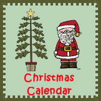 Free 2015 Christmas Calendar Printables