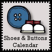 Button & Shoes Calendar Set