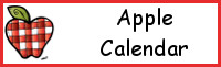Apple Calendar Printables