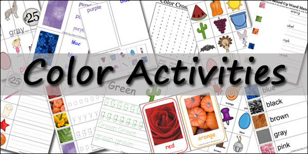 3 dinosaurs color activities - Color Activity