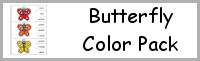 Butterfly Color Pack