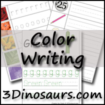 Color Writing