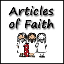 picture relating to Articles of Faith Printable named 3 Dinosaurs - LDS Printables