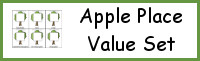 Apple APlace Value Set