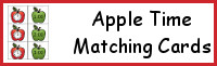 Apple Time Matching Cards
