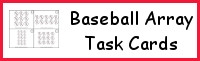 Baseball Array Task Cards