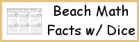 Beach Math Facts