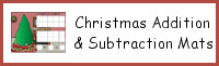 Christmas Addition & Subtraction Mats