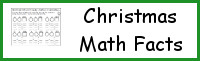Christmas Math Facts