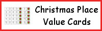 Christmas Place Value Arrows