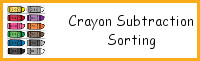 Crayon Themed Subtraction Sorting