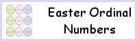 Easter Ordinal Numbers