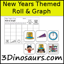 New Year's Spin & Graph