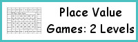 Place Value Games: Tens & Ones - Hundreds, Tens & Ones