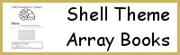 Shell Theme Array Books
