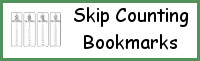 Skip Counting Bookmarks Printable