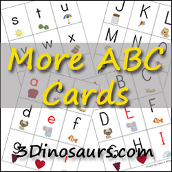 More ABC Cards