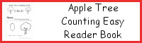 Apple Tree Counting Easy Reader Book