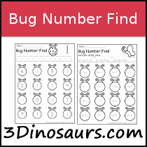 Bug Number Find Sample