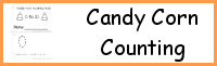 Candy Corn Counting Easy Reader Book