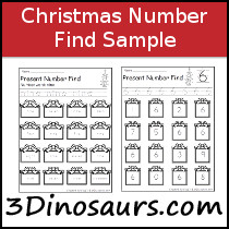 Christmas Number Find Sample