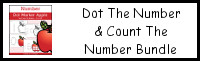 Number Dot Marker & Counting Bundle