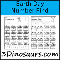 Earth Day Number Find Sample