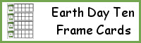 Earth Day Ten Frame Printables
