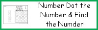 Number Dot the Number & Find The Number